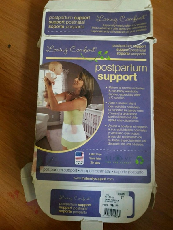 Postpartum Support/ size S