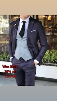 Men suit Vaughan, L4L