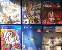 PlayStation 4 Games New York, 11219