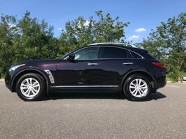 2013 INFINITI FX37 FX 37 SPORT LOADED NAVIGATION 360• CAMERA AWD GREAT CONDITION