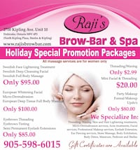 HOLIDAYS SPECIAL SPA PACKAGES AVAILABLE  552 km