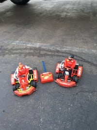 two red and black power tools Tustin, 92780