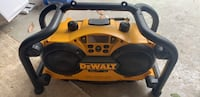 dewalt radio and battery charger Gainesville, 20155