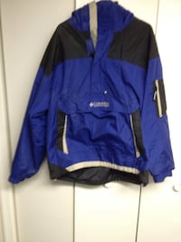 Blue and black columbia jacket  ( large) excellent shape !! Montgomery Village, 20886