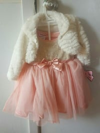 6-9 months with tags  baby girl dress Austin, 78750