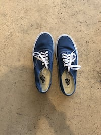 men's blue vans Virginia Beach, 23456