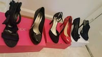 6 pairs of 8 1/2 women pumps  Lorton, 22079