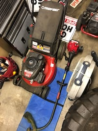 Troy built lawnmower and trimmer. 3 years old Firm price  Simi Valley, 93065