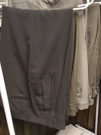 Men's 38 30 dress pants almost new.10$ each Hoover, 35226