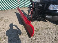 Western plow 8ft  Southgate