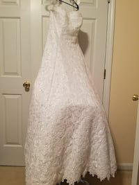David's Bridal size 14 wedding dress Raeford, 28376