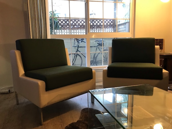 Stupendous Used Krug Lounge Seats For Sale In Campbell Letgo Evergreenethics Interior Chair Design Evergreenethicsorg