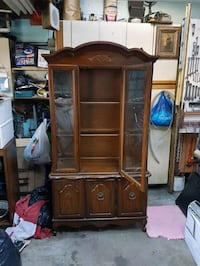 Beautiful China Cabinet Toronto, M9N 1B2