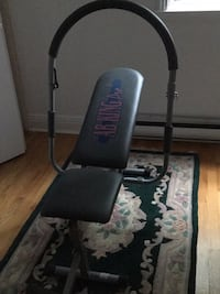 Home size exerciser