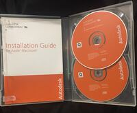 Autodesk combustion 4 for Mac London, N6A