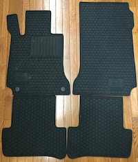 Mercedes Benz C-Class OEM All-Weather/Carpet Floor Mats Fairfax Station, 22039