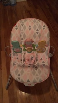 Fisher price rocking chair with vibrate