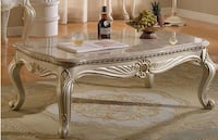 Meridian Furniture Marquee Marble Coffee Table Las Vegas, 89129