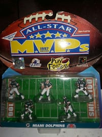 Miami Dolphins action figures