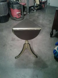 black and gray metal base table Hagerstown
