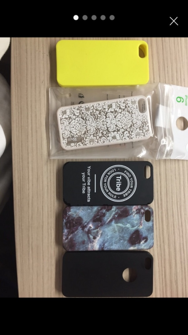 Cover iPhone 5/5s/5SE