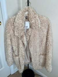 Brand New with Tags H&M US Size S ladies jacket Alexandria
