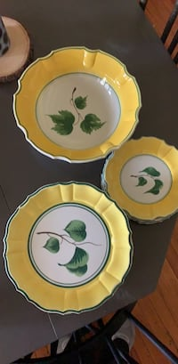 Plate set Wichita, 67211