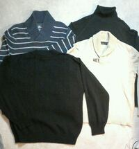 4 Men's Sweaters Vancouver, V5R 1S6