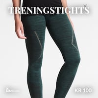 Trenings tights Ranheim, 7056