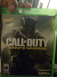 xbox one call of duty infinite warfare game Methuen, 01844