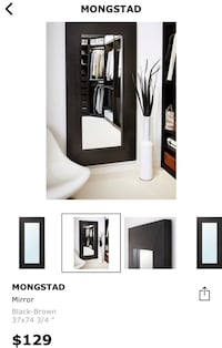 Mongstad Mirror Priced to Sell Markham, L3T 2K4