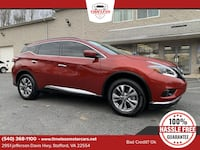 2018 Nissan Murano for sale Stafford