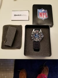 2 Brand New Miami Dolphins NFL Watches Blandon, 19510