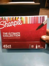 Ultimate sharpie collection, 45 count