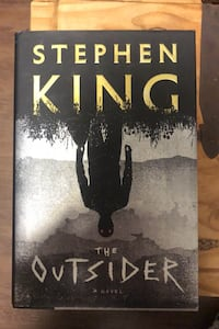 Book Stephen king the outsider