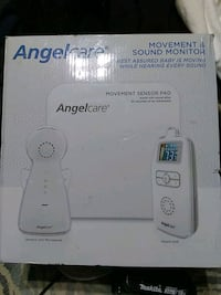 Angelcare movement and sound monitor brand new . Littlerock, 93543