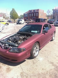 Ford - Mustang - 1995 Affton