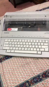 black and white and gray corded keyboard Poolesville, 20837