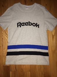 REEBOK T-SHIRT (Grey,blue,black) Mississauga