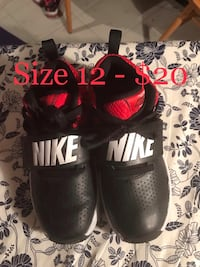 Nike shoes. Excellent condition  550 km