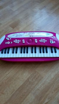 Barbie keyboard  Stavanger, 4025