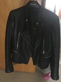 Faux leather jacket Montreal, H1H