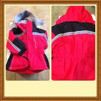 Winter jacket size 4 Montreal, H1J 1G2
