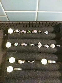 Sterling silver antique rings Orlando, 32804