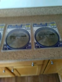 """Saw blades two in pack ten"""" three packages Tappahannock, 22560"""