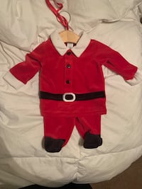 3-6 month old Christmas outfits St Louis Park