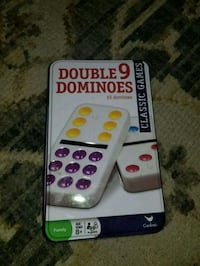 brand new dominos set still in wrapping St. Louis, 63110