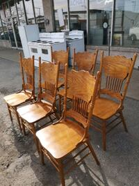 6 chaises  Longueuil