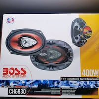 Boss Audio System Speakers CH6930