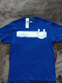 Indianapolis Colts NFL men's short sleeve t-shirt Mansfield, 76063